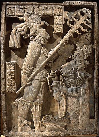 mayan religious rituals