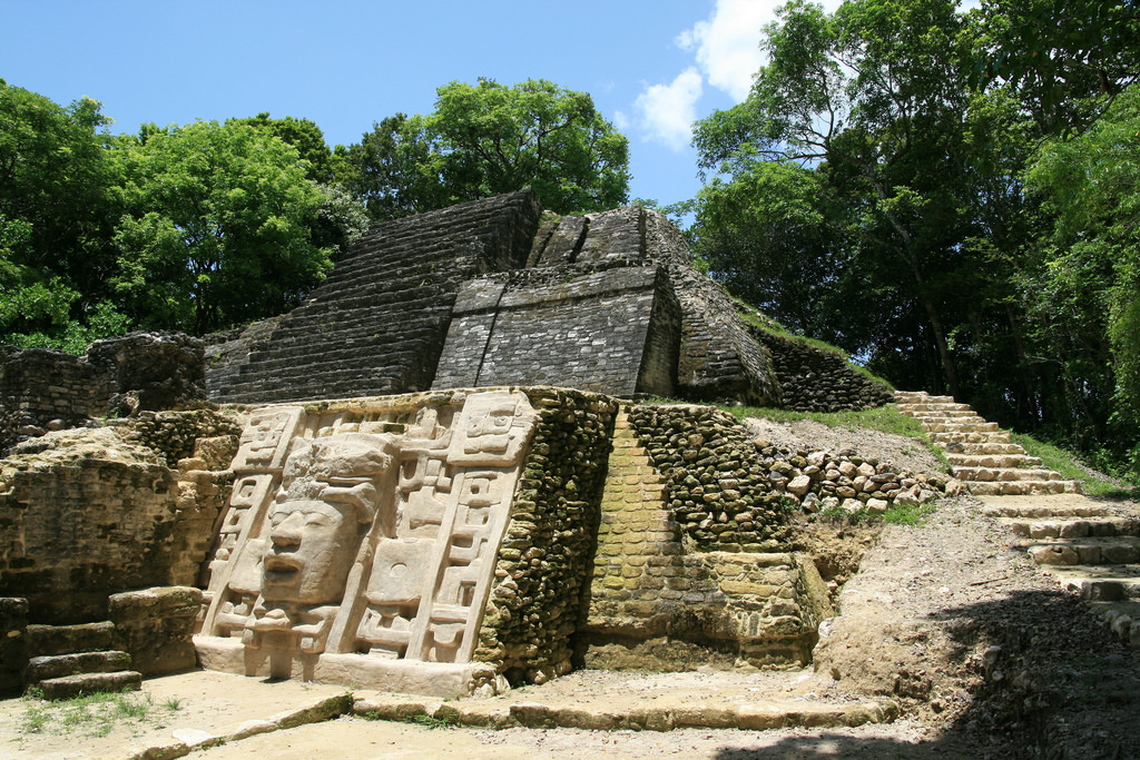 Mayan Structures